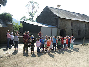 School Tours To Our Heritage Farm